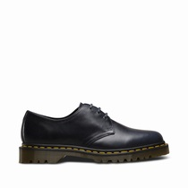 Dr Martens 1461 Orleans - Men's Navy 3 Eye Shoes (OZJBGX26)