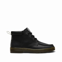 Dr Martens Wilmot Wyoming - Men's Black Ankle Boots (CBYOUF83)